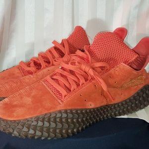 Adidas Originals Kamanda 01 Rust Orange Raw Amber
